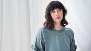 Sarah-Maude Beauchesne rend un hommage aux femmes