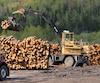Récemment, l'administration américaine a imposé des taxes à l'importation atteignant jusqu'à 24 % sur le bois canadien.
