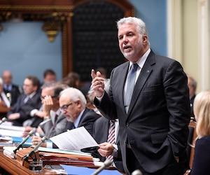 On pourrait dire que le rapport Bouchard-Taylor a été tabletté par les gouvernements, mais n'a jamais été tabletté par la société québécoise.