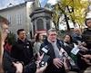Régis Labeaume a l'intention de confier à son bon ami, John R. Porter, la direction d'un comité qui guidera la Ville de Québec dans la gestion d'une enveloppe de 30 M$ destinée à huit églises.
