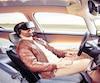 Au mois de décembre dernier, Ubisoft a présenté avec Renault «une expérience de réalité virtuelle qui invite le conducteur à l'évasion et au lâcher-prise». La société veut amener le passager dans un univers immersif pour lui faireoublier la route.