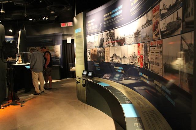 Le Musée naval de Québec garde la mémoire de l'histoire de la «porte d'entrée de l'Amérique du Nord».