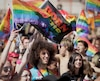 Calgary Pride Parade 2013