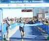 Johan Trimaille a remporté les grands honneurs du 16e Marathon de Rimouski.