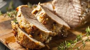 Filet de porc à l'espagnole