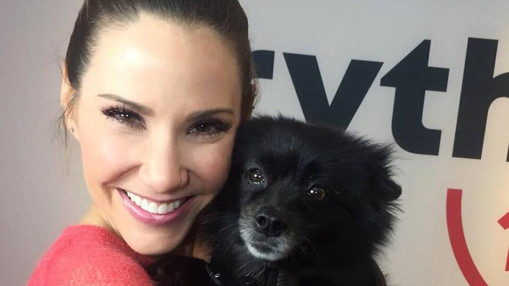 Voyez 7 images qui prouvent qu'Annie-Soleil Proteau adore les chiens!