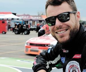 Le pilote québécois Alex Labbé effectuera son 40e départ en série Xfinity la semaine prochaine à Loudon, au New Hampshire.