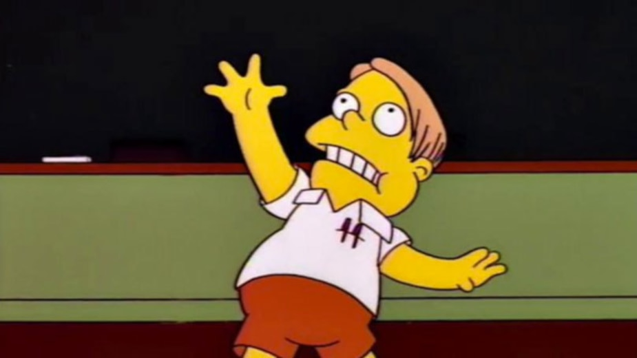 Les Simpsons pourraient retirer Martin Prince