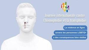 Une campagne percutante contre l'homophobie