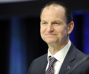 Éric Girard, ministre des Finances