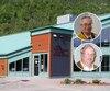 La mort de Claude Chouinard et de Rock Dunn au Centre d'interprétation du cuivre a causé une onde de choc dans la municipalité de Murdochville, mardi.