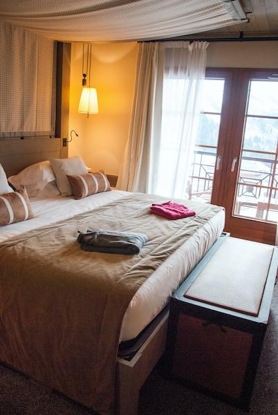 Chambre à coucher douillette