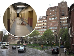 l'Hôpital général de Montréal et à l'Hôpital Royal Victoria