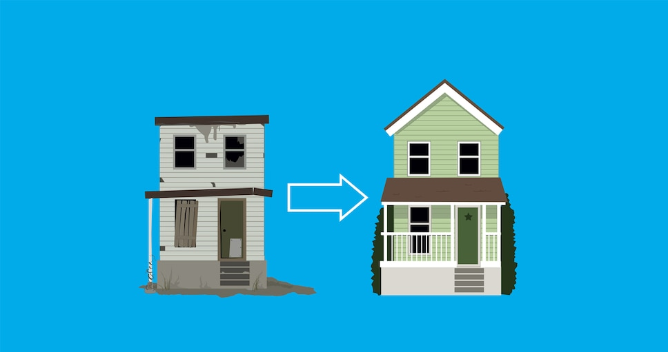 Le flip immobilier: est-ce légal ?