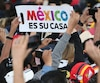 F1 Mexican Grand Prix - Race Day