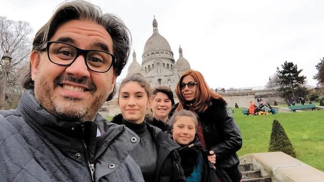 Des vacances à Paris