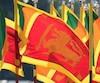 Drapeau Sri Lanka