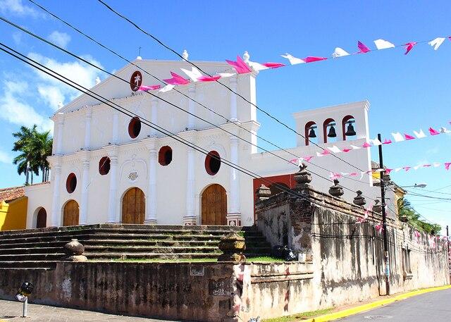 Église San Francisco,  à Granada.