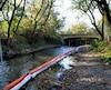 Régis Labeaume abandonne la construction du mur anti-crue de la rivière Lorette en raison des exigences trop élevées du Bureau d'audiences publiques sur l'environnement (BAPE).