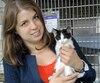 <b> Anita Kapuscinska</b> <br /> Porte-parole SPCA