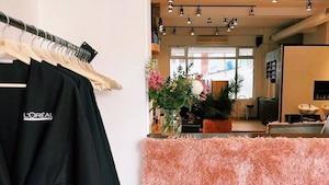 Image principale de l'article Le salon de coiffure le plus «Instagrammable»