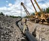 Il n'existe actuellement pas de garantie que le pipeline Énergie Est de TransCanada rapportera à Montréal-Est.