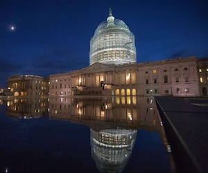 US Capitol dome to undergo two-year restoration