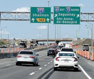 Les travaux d'élargissements de l'autoroute Henri-IV se poursuivront jusqu'en 2023.