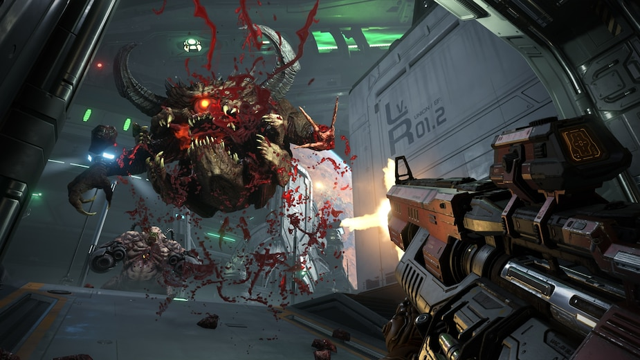 Image principale de l'article Doom Eternal repoussé jusqu'en mars 2020