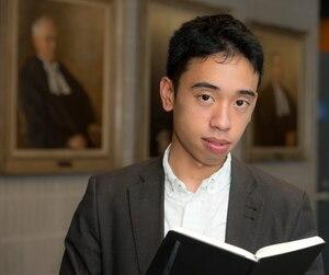Michaël Nguyen, journaliste