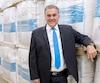 Jean Fontaine, le PDG de Jefo, s'est spécialisé dans la fabrication d'aliments pour animaux sans antibiotiques et vise le milliard de ventes.