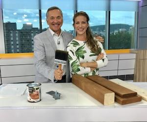 Les secrets du bois traité