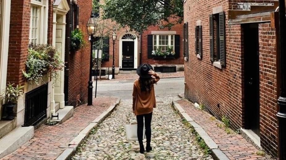 15 raisons de partir en road trip à Boston