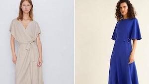 Image principale de l'article Les 15 plus belles robes midi à porter au bureau