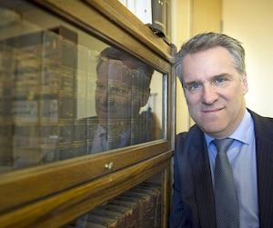 Me Michel Beauchamp, notaire au cabinet montréalais Beauchamp et Gilbert, se spécialise dans les questions d'héritage depuis près de 30 ans.