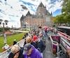 La stratégie de promotion des croisières internationales sur le Saint-Laurent devait faire grimper les dépenses annuelles des croisiéristes à 271M$, en 2014. Or, en 2016, à peine 193,2M$ avaient été dépensés.