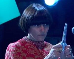 Noel Gallagher a perdu sa joueuse de ciseaux