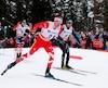 Après sa 22e place de jeudi, Alex Harvey a pris la décision d'abandonner le Tour de ski et de rentrer chez-lui au Québec pour refaire le plein en prévision des championnats mondiaux de ski de fond.