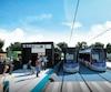 La Ville de Québec a choisi le tramway comme mode de transport structurant.