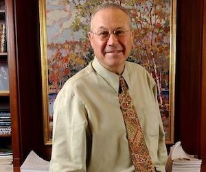 Jean-Marc Eustache, photographié au milieu des années2000.