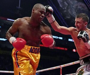 Adonis Stevenson est hospitalisé dans un état critique à Québec depuis sa défaite par K.-O. subie aux mains d'Oleksandr Gvozdyk, le 1<sup>er</sup> décembre au Centre Vidéotron.