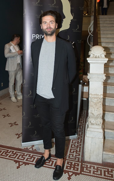 Jean-Philippe Wauthier Dévoilement des finalistes des Prix Gémeau