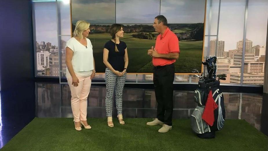 Le golf: bon pour le corps et l'esprit!
