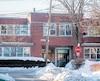 Le siège social de la Coopérative d'habitation Qurtuba est situé dans le quartier Notre-Dame-de-Grâce, dans l'ouest de Montréal.