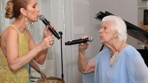 Céline Dion adresse un message touchant à sa maman