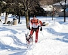 Francis Gélinas, 48 ans, et Canuck, 3 ans, seront du Championnat du monde de skijoring du 29 janvier au 3 février à Bessans, en France.