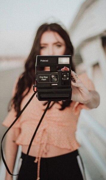 Ne manquez pas cette expo sur le Polaroid!