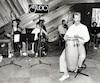David Bowie fait partie des nombreux artistes internationaux qui sont allés enregistrer des albums au Studio Morin-Heights dans les années1970 et 1980.