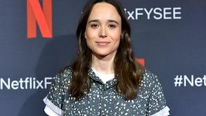 Ellen Page dévoile des photos intimes