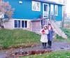 Isabelle Dyons et Laïla Nejmi vivent à l'hôtel depuis le début juin, mais elles devront partir lundi même si leur résidence de Saint-Placide, dans les Laurentides, est encore contaminée à la suite des inondations du printemps. Elles ignorent où elles iront.